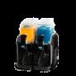 Granizadora Iced2 negra 2x6 litros