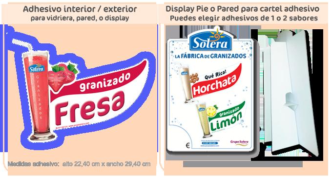 Publicidad Fresa