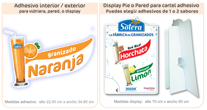 Publicidad Naranja