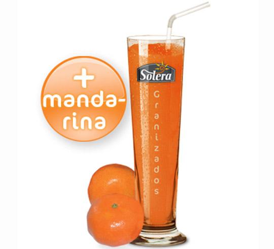 granizado mandarina