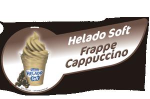 Banda helaldo soft frappe capuchino