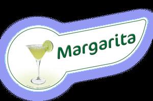 Banda coctel margarita