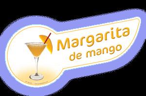 Banda coctel margarita mango