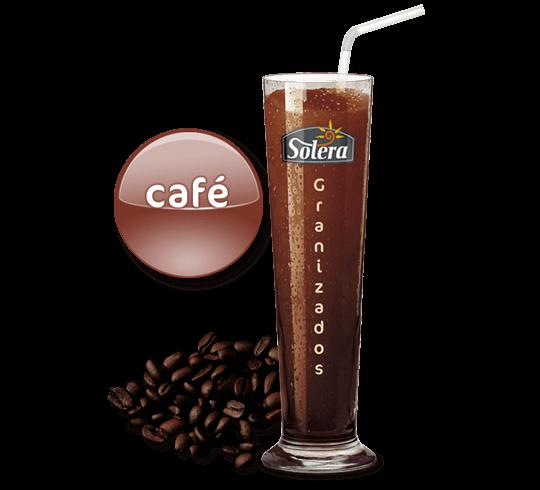 Granizado de cafe Solera