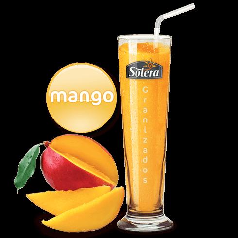 Granizado de mango Solera
