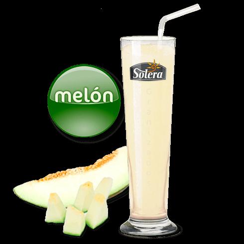 Granizado de melon Solera