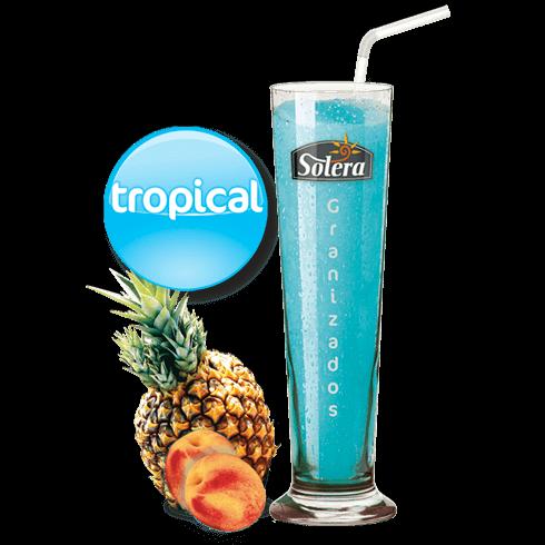 Granizado de tropical