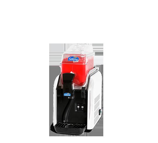 Granizadora Iced blanca 6 litros