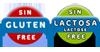 sin gluten lactosa