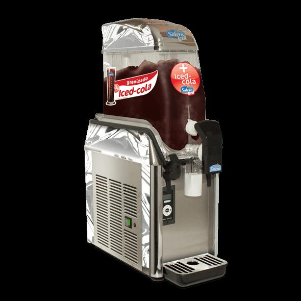 Granizadora Solera con Cola