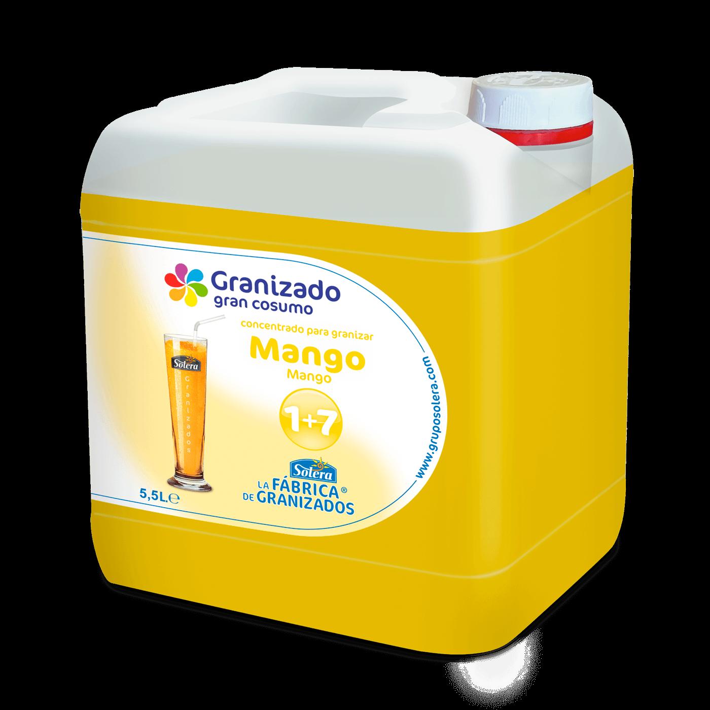 Garrafa mango