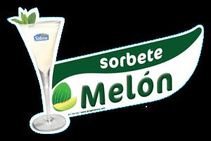 Banda sorbete melon